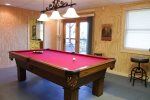 Eagels Nest Game room
